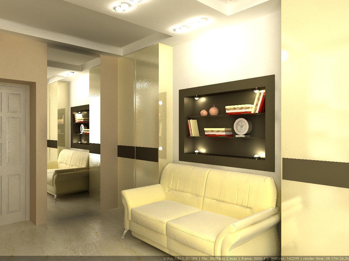 Дизайн 3-х комнатных квартир в панельном доме